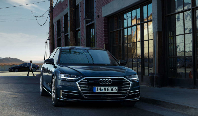 Audi A8 50 TDI 3.0 quattro tiptronic full