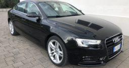 Audi A5 SPORTBACK 2.0 TDI 177 CV MULTITRONIC BUSINESS PLUS