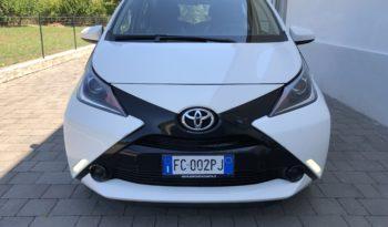 Toyota Aygo 1.0 VVT-i 69 CV 5 porte x-play full