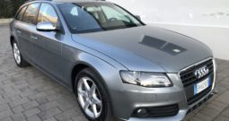 Audi A4 AVANT 2.0 TDI 143 CV ADVANCED MANUALE 6M