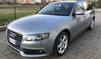 Audi A4 AVANT 2.0 TDI 143 CV ADVANCED MANUALE 6M full